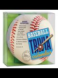 Baseball Trivia Diecut Calendar