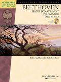 Beethoven: Sonata No. 7 in D Major, Opus 10, No. 3 [With CD (Audio)]