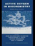Active Oxygen in Biochemistry