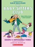 Dawn and the Impossible Three (the Baby-Sitters Club Graphic Novel #5): A Graphix Book, 5: Full-Color Edition