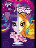 Equestria Girls: The Mane Event: Rainbow Rocks