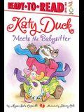 Katy Duck Meets the Babysitter