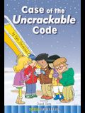 Case of the Uncrackable Code (Rourke's Mystery Chapter Books)