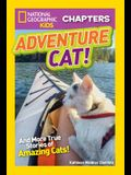 Adventure Cat!: And True Stories of Adventure Cats!