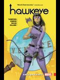 Hawkeye: Kate Bishop, Volume 1: Anchor Points