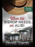 When the Bishop Needs an Alibi, 2
