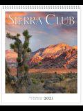 Sierra Club Wilderness Calendar 2021