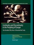 Continuity and Discontinuity in the Peopling of Europe: One Hundred Fifty Years of Neanderthal Study
