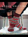Vogue Knitting: The Ultimate Sock Book: History, Technique, Design
