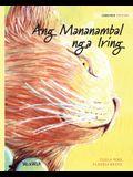 Ang Mananambal nga Iring: Cebuano Edition of The Healer Cat