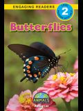 Butterflies: Animals That Change the World! (Engaging Readers, Level 2)