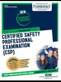 Certified Safety Professional Examination (Csp), 72