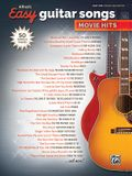 Alfred's Easy Guitar Songs -- Movie Hits: 50 Songs and Themes