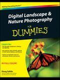 Digital Landscape & Nature Photography for Dummies