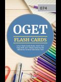 OGET (074) Flash Cards Book: OGET Test Prep with 300+ Flashcards for the Oklahoma General Education Test