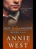 Hot Italian Nights Anthology 2: Books 4-6