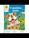 Transition Math K-1 Deluxe Edition Workbook