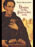 Homilies on the Gospel of John (41-124): Study Edition