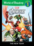 World of Reading: Avengers The New Team: Leve