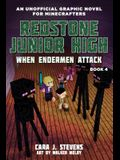 When Endermen Attack, Volume 4: Redstone Junior High #4