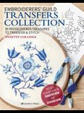 Embroiderers Guild Transfers Collection: 80 Original Designs to Transfer & Stitch