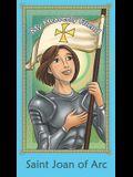 Prayer Card: St. Joan of Arc