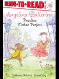 Angelina Ballerina Practice Makes Perfect