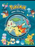 Pokémon Seek and Find: Johto