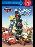 A Cars Christmas