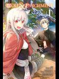 Wolf & Parchment, Vol. 1 (Manga): New Theory Spice & Wolf