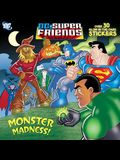 Monster Madness! (DC Super Friends) (Pictureback(R))