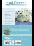 Insul-Fleece Craft Pack: Metalized Mylar Insulated Interfacing