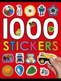 1000 Stickers: Pocket-Sized [With Stickers]