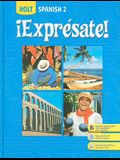 Holt Spanish 2: !Expresate!