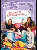 Welcome to Stoneybrook: A Guided Journal (Baby-Sitters Club Tv)