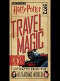 Harry Potter: Travel Magic: Platform 9 3/4: Artifacts from the Wizarding World