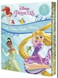 Disney Princess Little Golden Book Library (Disney Princess): Tangled; Brave; The Princess and the Frog; The Little Mermaid; Beauty and the Beast; Cin