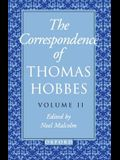 The Correspondence of Thomas Hobbes: Volume II: 1660-1679
