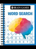Brain Games Low Poly Brain Word Search