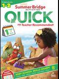 Summer Bridge Activities(r) Quick, Grades 1 - 2
