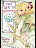 How Not to Summon a Demon Lord (Manga) Vol. 5