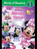 World of Reading: Minnie Tales