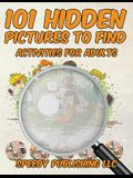 101 Hidden Pictures to Find Activities for Adults