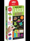 Make Mini Eraser Aliens
