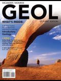 GEOL (with Earth Science CourseMate with eBook Printed Access Card and Virtual Field Trips in Geology) (Available Titles CourseMate)