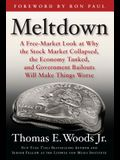 Meltdown: A Free-Market Look at Why the Stock Market Collapsed, the Economy Tanked, and the Government Bailout Will Make Things