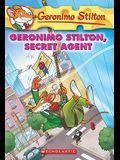 Geronimo Stilton, Secret Agent (Geronimo Stilton #34), 34