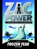 Zac Power #4: Frozen Fear: 24 Hours to Save the World ... and Get Home for Dinner