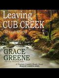 Leaving Cub Creek Lib/E: A Virginia Country Roads Novel