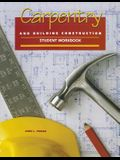 Carpentry and Building Construction Student Workbook